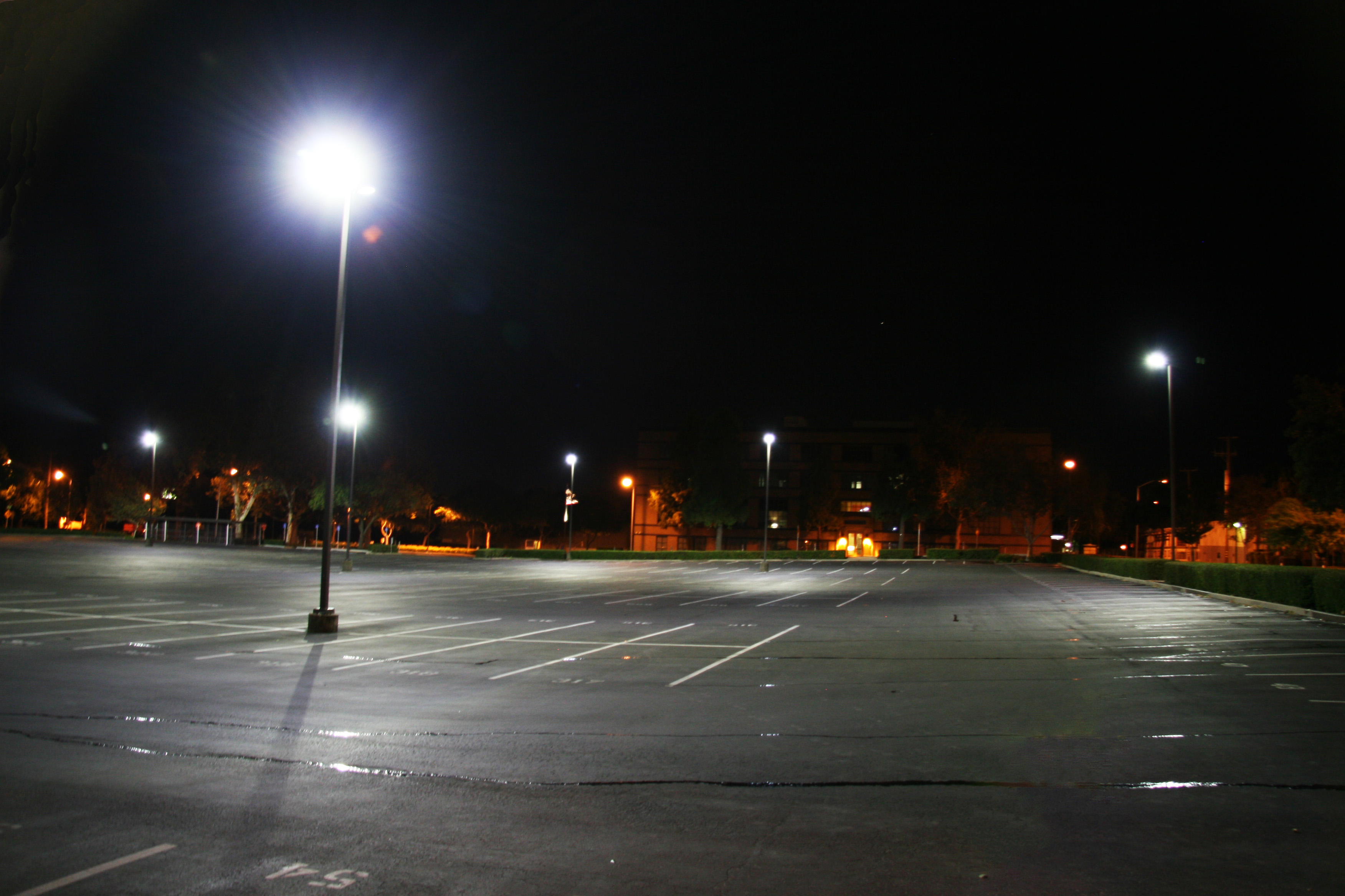 study parking upgrade lot saves leed terra for a case hoa even building light new blog garage nearly lighting primera energy led